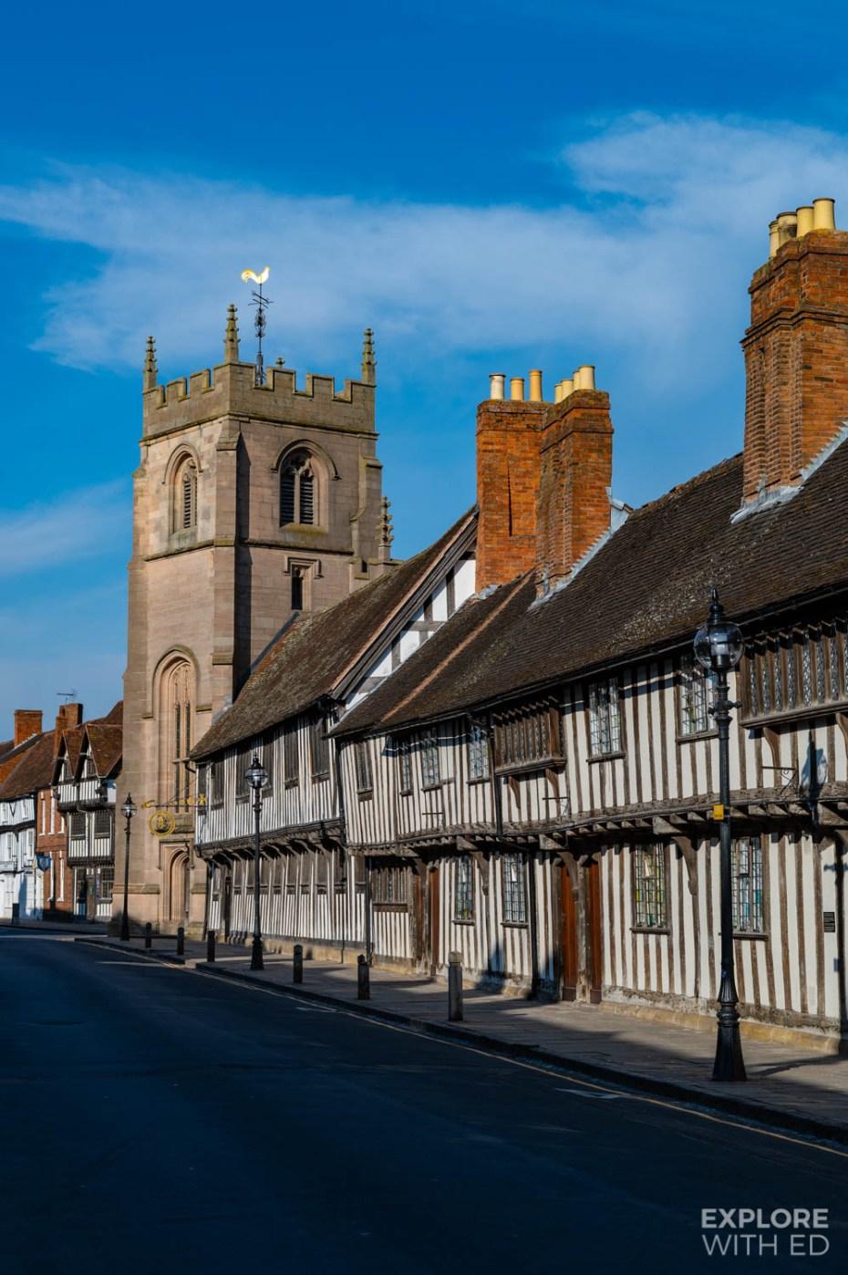 Shakespeare's Stratford-upon-Avon