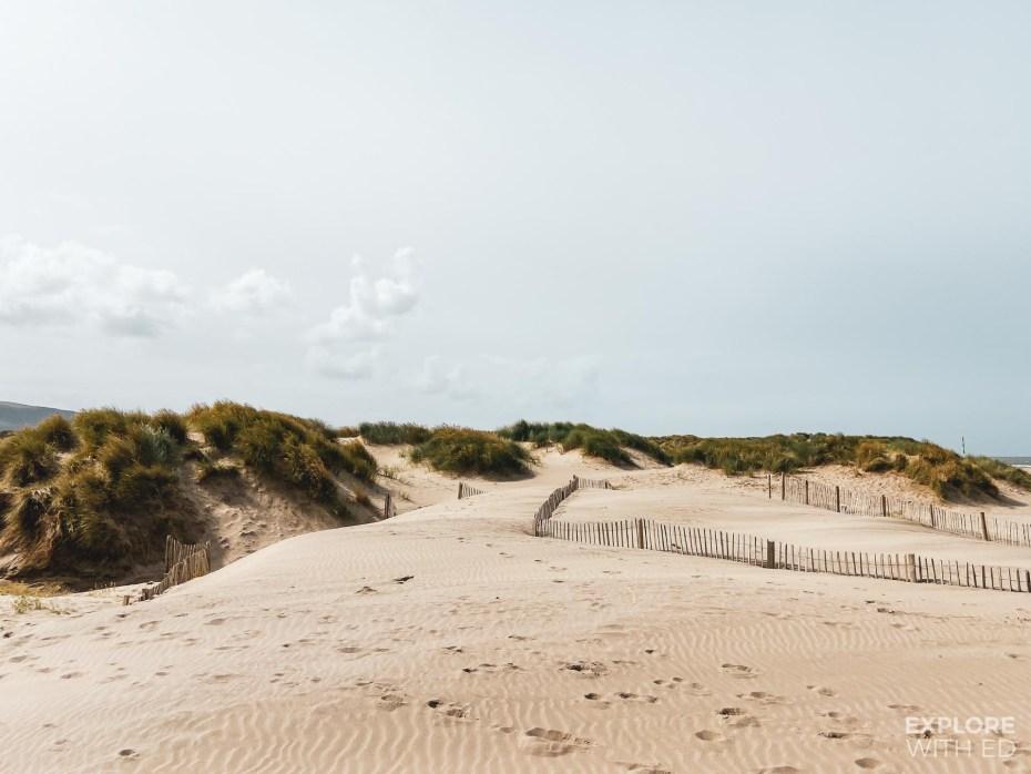 Barmouth Sand Dunes