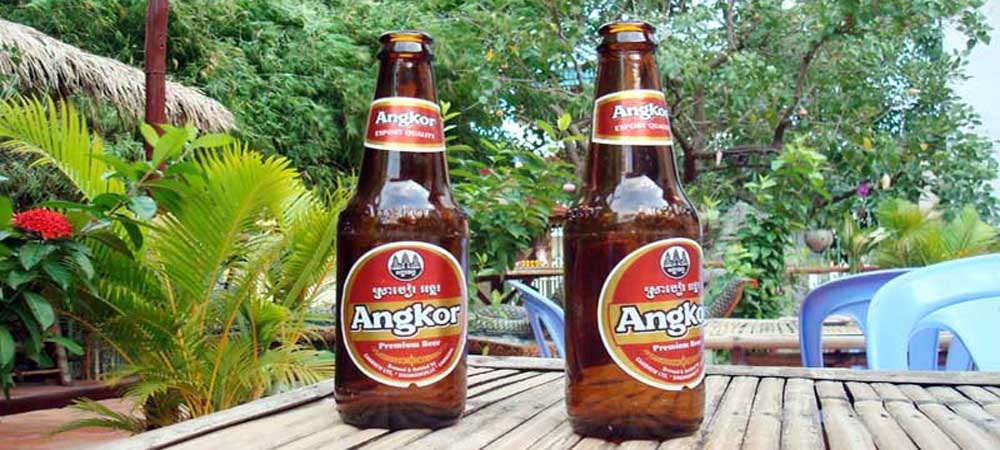 Beer from Cambodia, Angkor beer