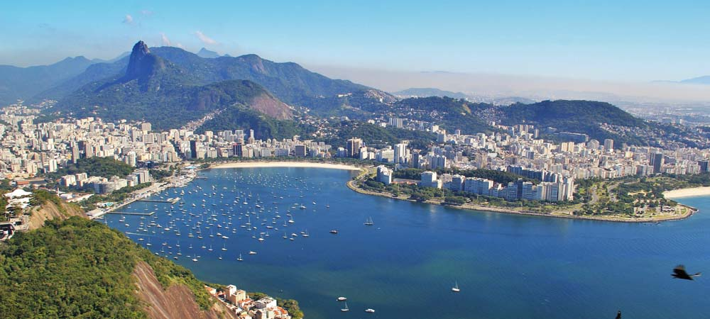 Sugar Loaf View Rio de Janeiro