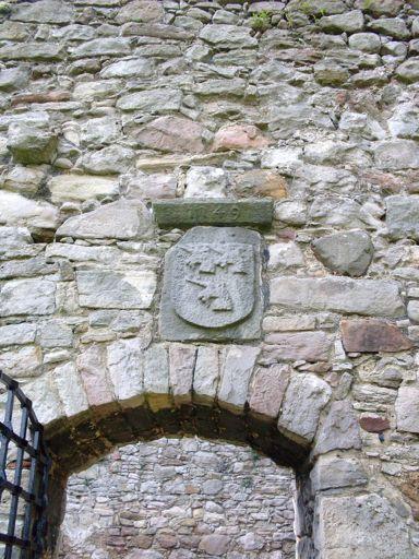 Craigmillar Castle Arms