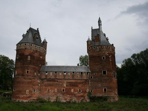Belgian Castles - Beersel