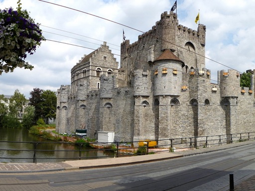 Belgian Castles - Gravensteen
