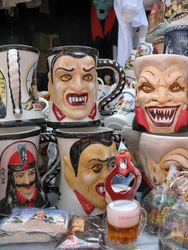 Dracular souvenirs