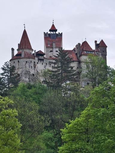 Bran Castle Profile