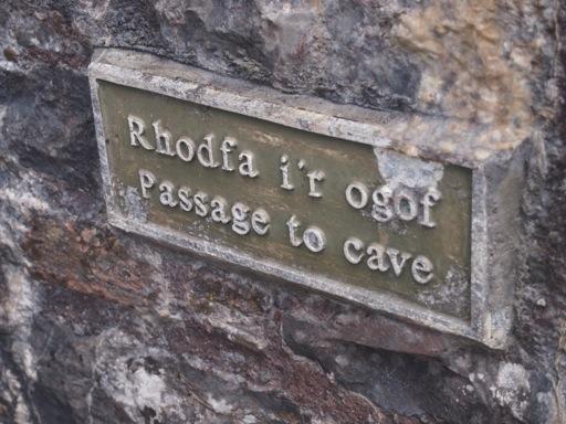 Carreg Cennen Castle Cave