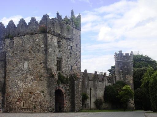 Castles in Dublin - Howth