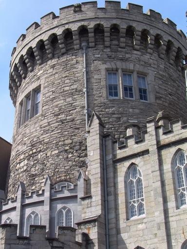 Dublin Castle Record Tower