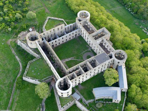 European Castles - Borgholm Castle, Sweden
