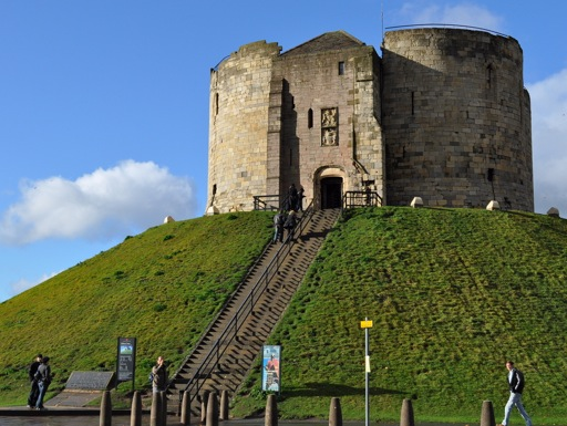 Clifford's Tower Motte