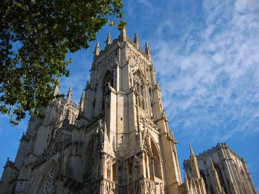 Gothic Architecture York Minster