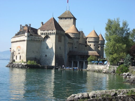 Chillon Castle A Fairytale On The Banks Of Lake Geneva