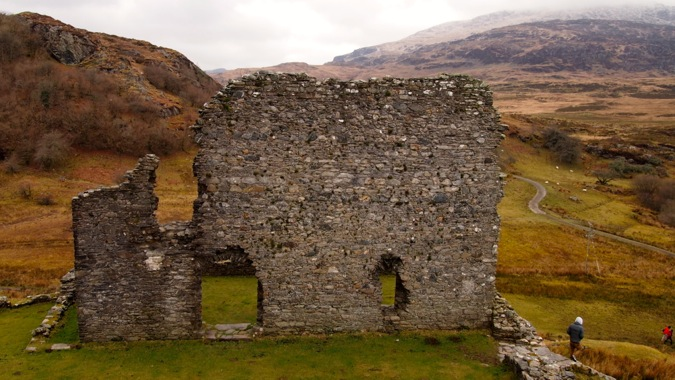 West Tower of Dolwyddelan