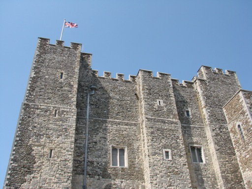 Dover Castle England Great Tower (Keep)