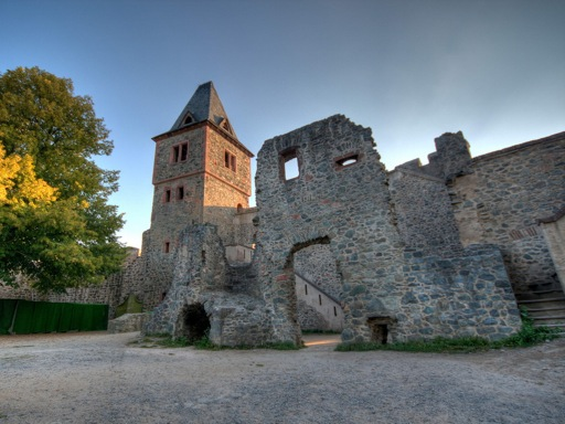 Frankenstein Castle
