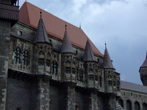 Gothic Castles - Hunyad, Transylvania