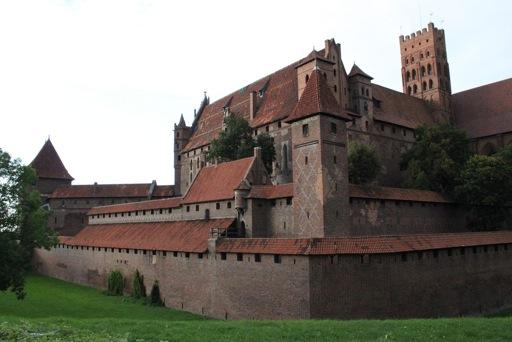Malbork Gothic Castle