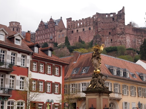 Heidelberg Castle Panorama