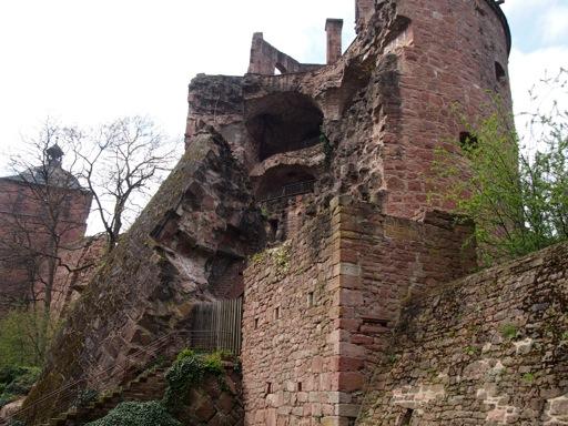 Heidelberg Castle Powder Tower