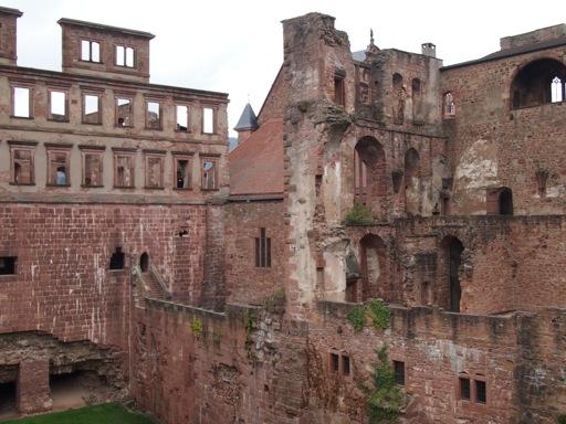 Heidelberg Castle Ruins