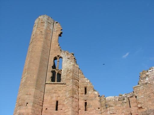Kenilworth Castles Ruined Tower