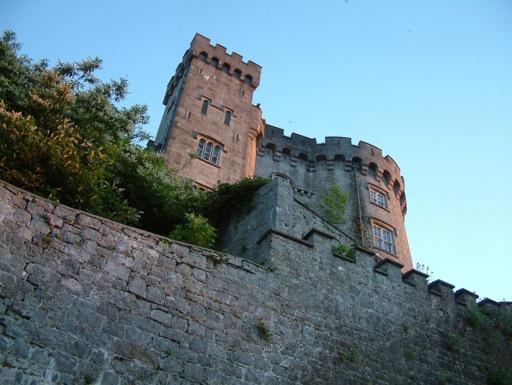 Kilkenny Castle at an Angle