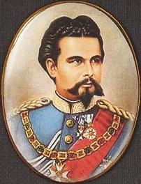 King Ludwig Brooch