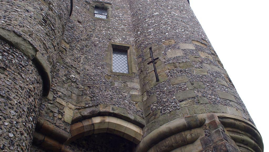 Arrow Slit within Lewes Castle
