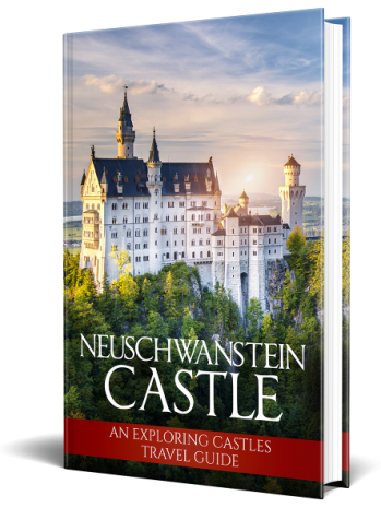 My guidebook to Neuschwanstein Castle.