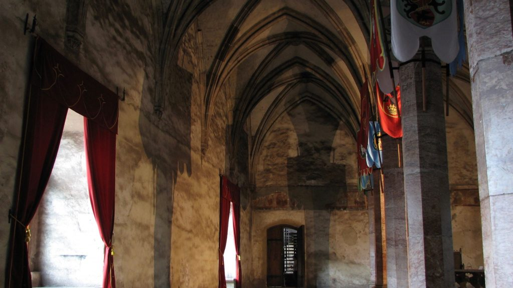 Corvin Castle Knight's Hall