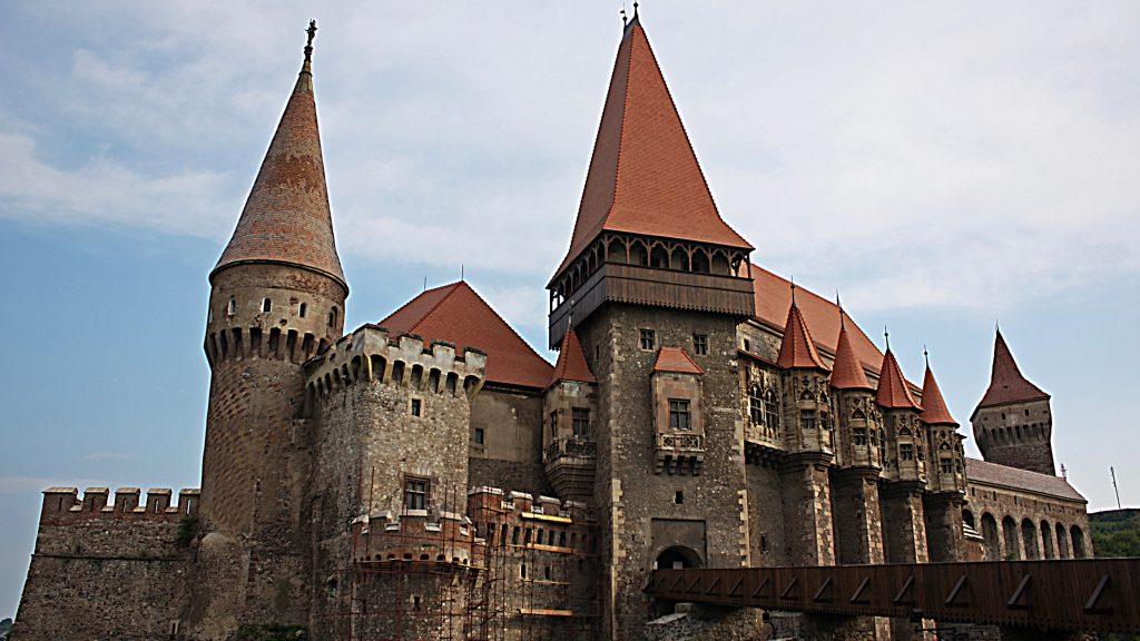 Romania Castles  From Draculas Den to Fairytale
