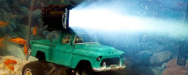 SEMA NEWS: Off Road LED Lighting