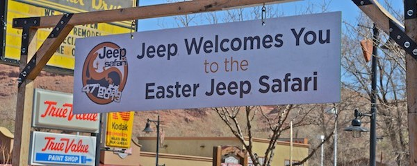 SNAPSHOT: Easter Jeep Safari 2013