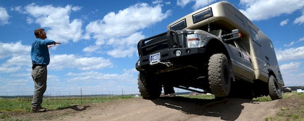 Vehicles of Overland Expo 2013: BIG RIGS