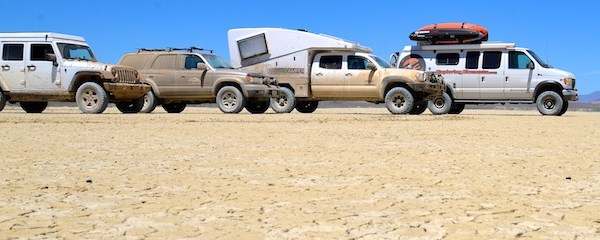 SNAPSHOT: Black Rock Desert Overland Adventure