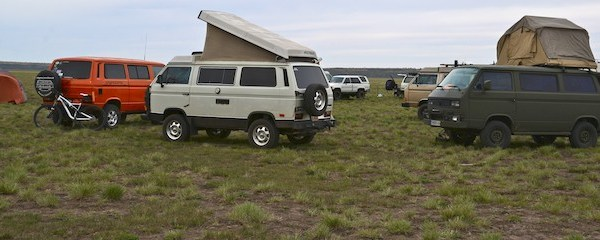 Vehicles of Overland Expo 2013: VANS