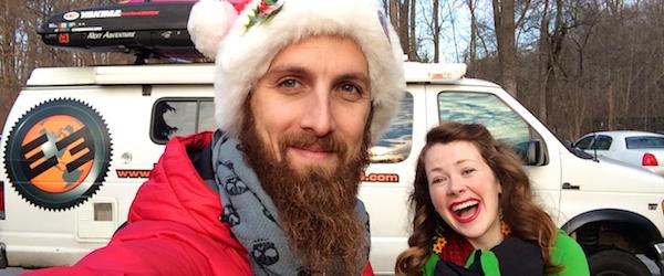Van Life Holiday Greetings: A Look Back at 2013