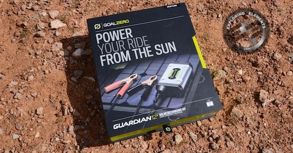 goal zero guide 10 plus solar kit review