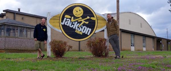 Jackson Kayak: Southern Hospitality