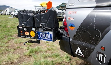 UP CLOSE: Overland Expo 2014