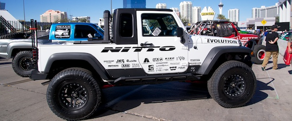 SEMA NEWS: 2014 MEGA Jeep Gallery