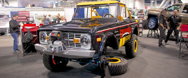 SEMA NEWS: 2014 SUV Action