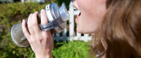 REVIEW: Hydrapak Stash Bottle
