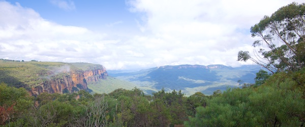 SNAPSHOT: Wentworth Falls Hike