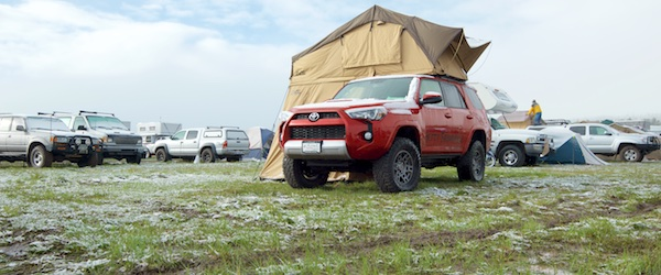 Overland Expo 2015: Off-Road Adventuremobile