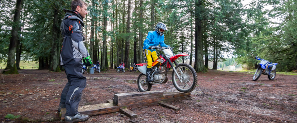 A WHOLE NEW CHALLENGE: Off-Road on Two Wheels with PSSOR