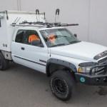 Eexp For Sale 2001 Dodge Ram 2500 Cummins W Custom Composite Camper Expedition Portal