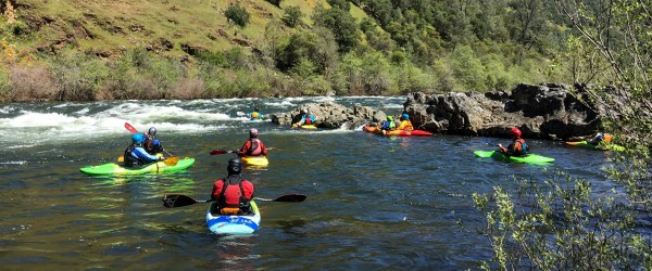 OPENING DAY 2016: South Fork American River