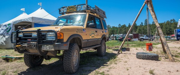 OVERLAND EXPO 2016: Top 50 Off-Road Adventuremobile