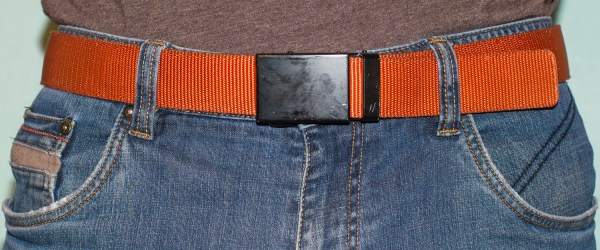 KEEP YOUR PANTS ON: Mission Belt